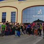 8.11.2014 - Výlet s čápem do Techmánie