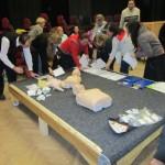 28.11.2014 – Kurzy 1. pomoci zaměřené na děti pro spolky RADAMBUK