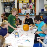 31.10.2014  – Halloween – Pojďte se bát s čápem