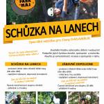 Lanový park Máj- sleva pro spolky RADAMBUK