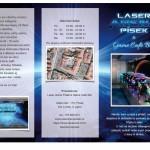 Laser arena Písek