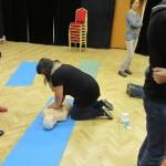 27.11.2015 – Kurz 1. pomoci pro instruktory a vedoucí spolků – K záchranně lidského života stačí Vaše dvě ruce
