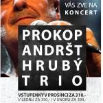 6.2.2016 - Koncert Vávrovka Prokop, Andršt, Hrubý Trio