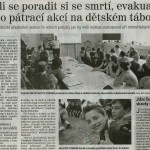 Českobudějovický deník 5.4.2016 - napsali o nás