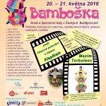 Plakáty Bamboška 2016 jdou do tisku