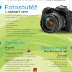 21.9.2016 - Cyklojízda pro malé i velké , fotosoutěž, seminář - ECC Č.B.
