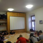 4.-6.11.2016- zážitkový kurz Táborová akademie 2016 podzim – pro instruktory, oddílové vedoucí a další pracovníky s dětmi a mládeží