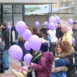 9.12.2016 – Vypouštění balónků s přáním k Ježíškovi, soutěže s Mikulášem a čerty