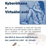 Kyberšikana a Virtuální svět - 13.3.2017 -THEIA o.p.s