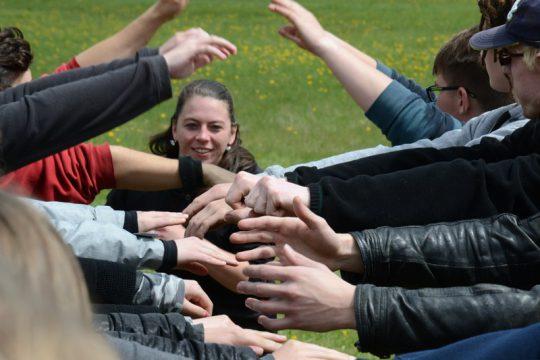 4. – 6.5.2018 - Zážitkový kurz Táborová akademie – jaro 2018