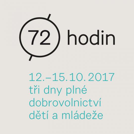 12.-15.10.2017 - Dobrovolnický projekt 72 hodin – jak to bude v roce 2017