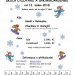 13.1.2018 - M-tes- Škola lyžování a snowboardingu