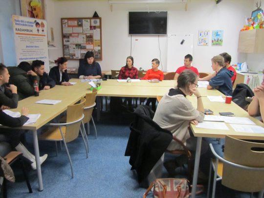7.3.2018 - Projektový seminář  Mládež kraji – Jihočeský kraj 2018