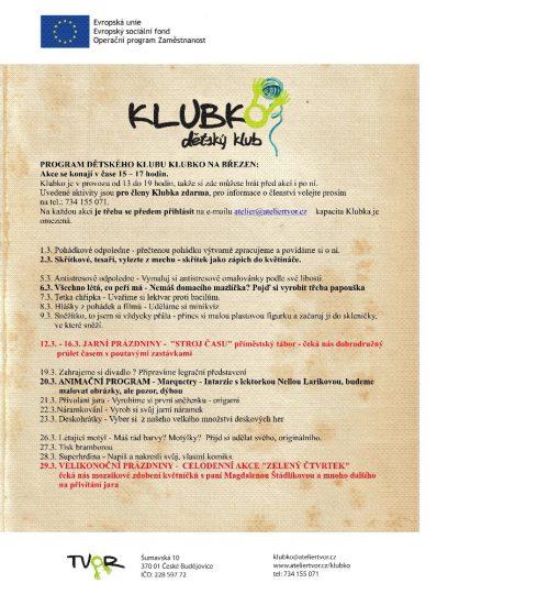 TVOR - program Klubka na březen, workshop výroba balzámu na rty