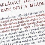 20 let ČRDM: Rok 1998, aneb Založení