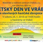 26.5.2018 - Dětský den Vrábče - MRC Vrábče
