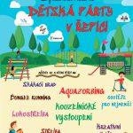 2.6.2018 - Dětská párty v Řepici- Mládež kraji