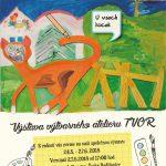 Výstava Výtvarného ateliéru TVOR