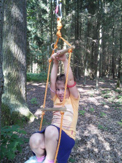 8.6.2018 - Pohádkový les - projekt Mládež kraji