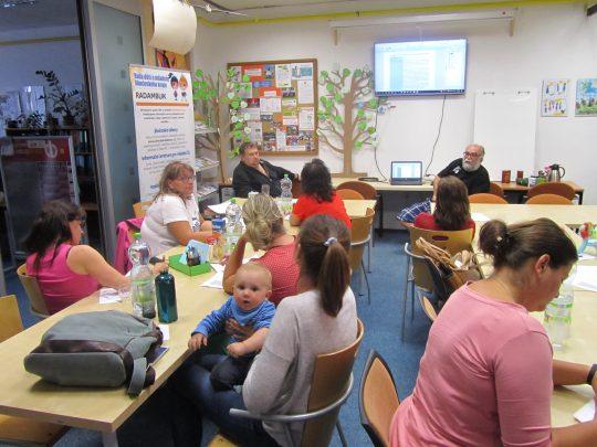 26.6.2018- schůzka Šablony pro NNO - RADAMBUK
