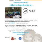 12.10.2018 - Uklidíme Branišovský les 72 hodin