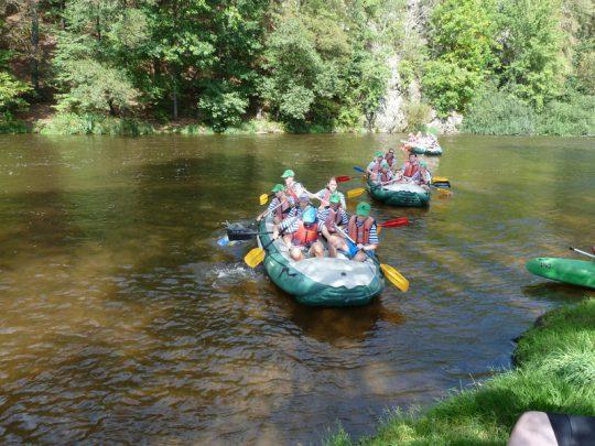 14. – 17.5.2020 - Instruktor vodní turistiky
