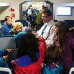 Cestujete vlakem s oddílem? Jak skloubit současné slevy a navíc si zajistit místenku pro skupinu?