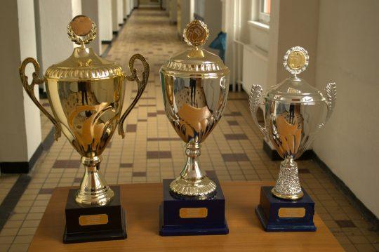 23.3.2019 - 5. ročník Medvědího turnaje ve vybíjené o Putovní pohár RADAMBUKu