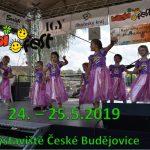 24.-25.5.2019 BAMBIFEST České Budějovice