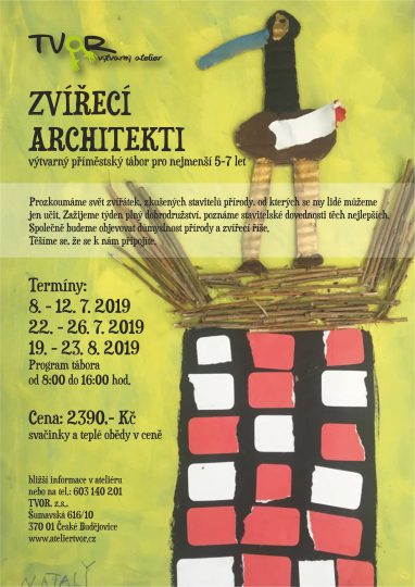 TVOR z.s. - program na prázdniny