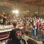 Projekt Mládež kraji - koncert The Tap Tap - Řepice u Strakonic 15.6.2019