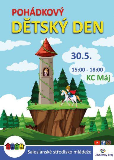 30.5.2019 - Pohádkový dětský den - SaSM DDM Č.B.