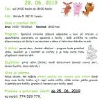Projekt Mládež kraji - Léto s koňmi - 28.6.2019