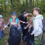 11.10.2019 - Uklidíme Branišovský les - 72 hodin