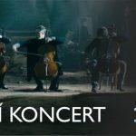 1.10. 2019 koncert Prague Cello Quartet – SaSM DDM Č.B.