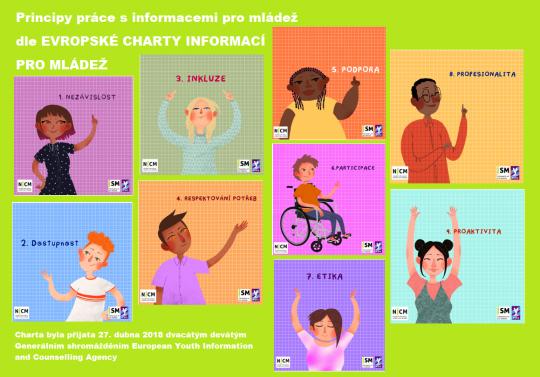 Dnes je Světový den pro rozvoj informací! Víte, že poskytování informací mladým lidem má svá pravidla?