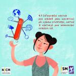 Poznej chartu 9! – Evropská charta informací pro mládež