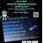 29.11.2019 - Staň se na den informatikem - projekt Mládež kraji