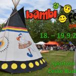 BAMBIFEST 18.-19.9.2020 České Budějovice- pátek od 13 hodin začínáme!!!!