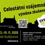 CVVZ 2020 -sdílej své zkušenosti online