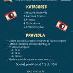 Fotografická soutěž – Foto dvacítka – do 15.6.2020!!!