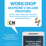 Workshop Bezpečně v on-line prostoru