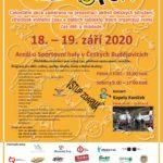 BAMBIFEST 18.-19.9.2020 České Budějovice – závěrečná  zpráva
