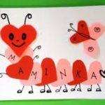 9. 5. 2021 - Den matek - tvoření s dětmi
