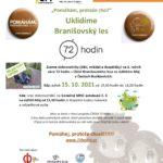 15.10.2021 – Uklidíme Branišovský les  – 72 hodin