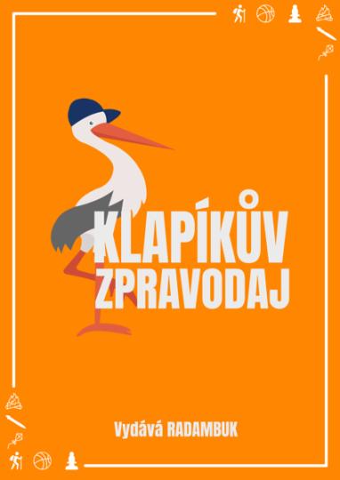 Klapíkův zpravodaj 7 - 8 - 2021