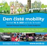 16. 9. 2021 – Den čisté mobility – ECCB