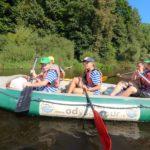 28. 8., 4. 9. a 18. 9. 2021 - Projektové dny Vodácké dovednosti